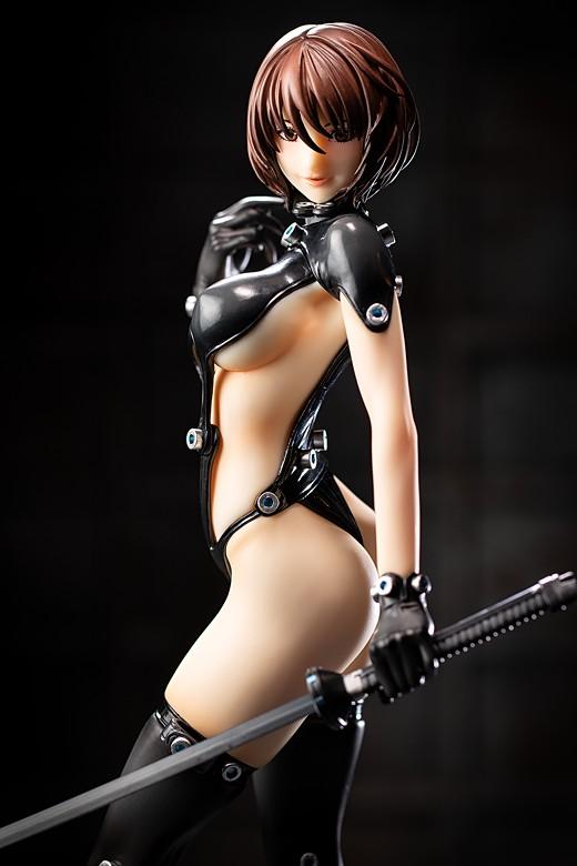 Anzu Yamasaki from Gantz: O