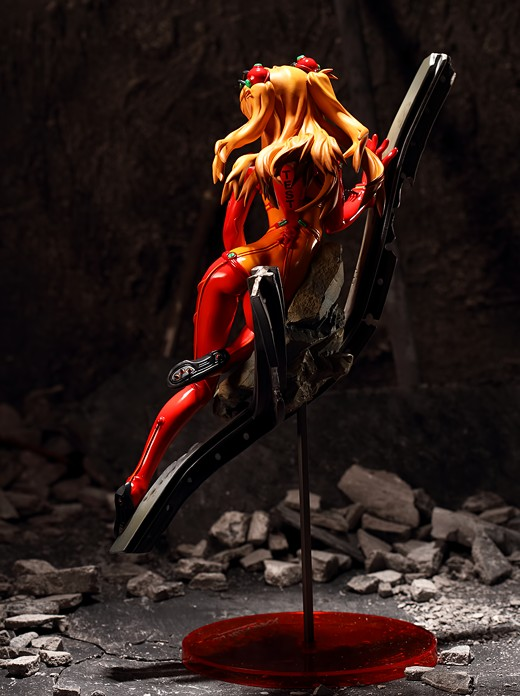 Alter Asuka Langley Shikinami from Neon Genesis Evangelion Figure Review