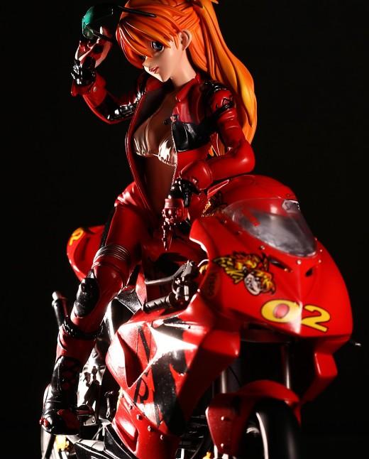 E2046/Vispo Asuka Langley Soryu from Neon Genesis Evangelion Figure Review