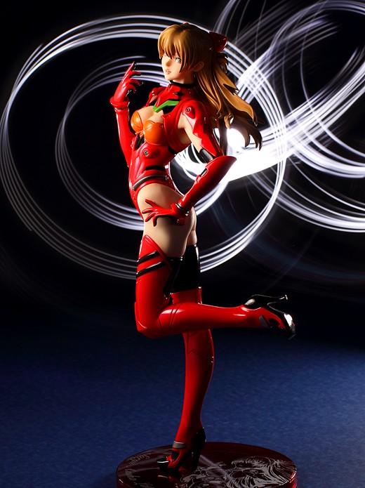 Yamato Asuka Langley Soryu from Neon Genesis Evangelion Figure Review
