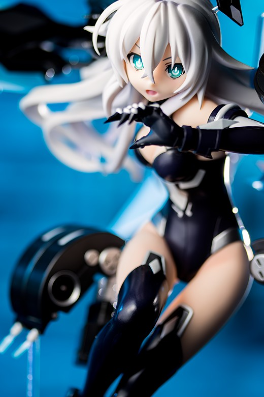 Black Heart from Hyperdimension Game Neptunia