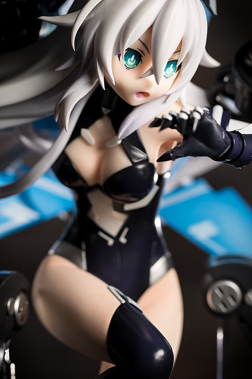 Black Heart figure