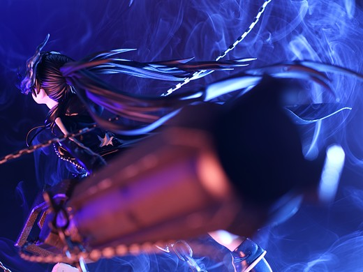 Good Smile Company Black Rock Shooter Figure Review