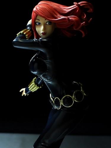 Kotobukiya Black Widow from Marvel Comics Review