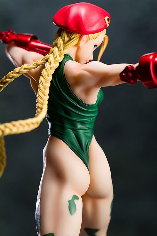 Cammy figure by Kotobukiya