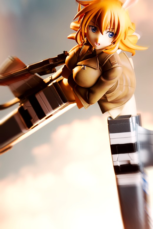 Charlotte Yeager from Strike Witches Figure Review