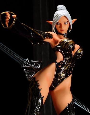 Good Smile Company Dark Elf Female from Lineage II Review