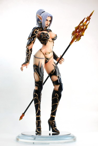 E2046 ORI Dark Magician from Lineage II Review