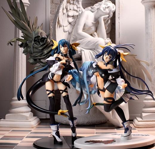 Kotobukiya and Alter's Dizzy figures