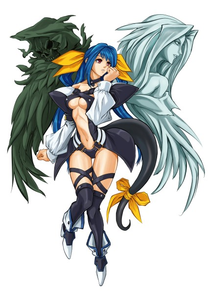 Guilty Gear XX Accent Core Dizzy Art