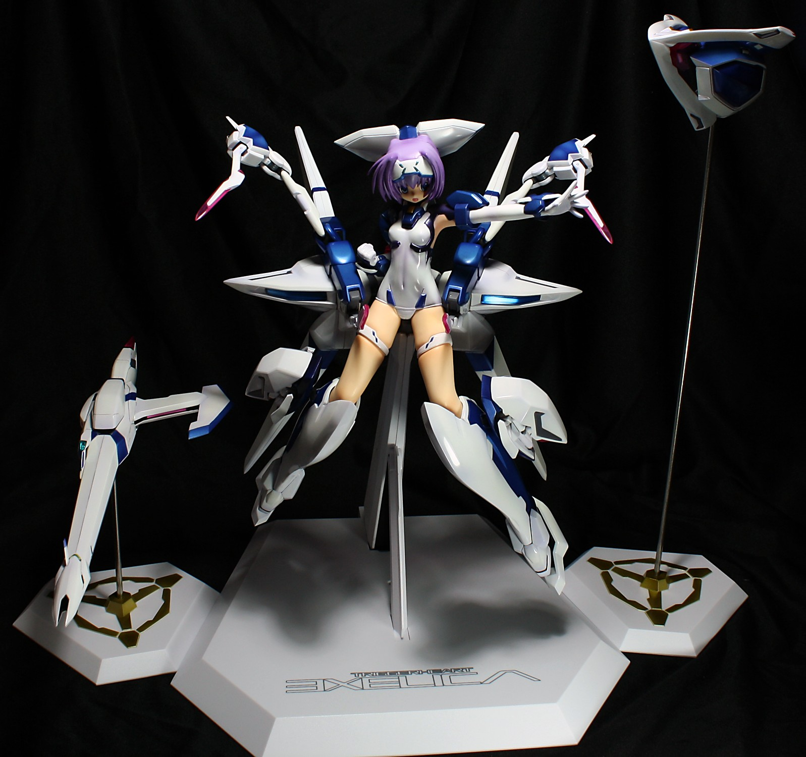 Alter Exelica from Triggerheart Exelica Review