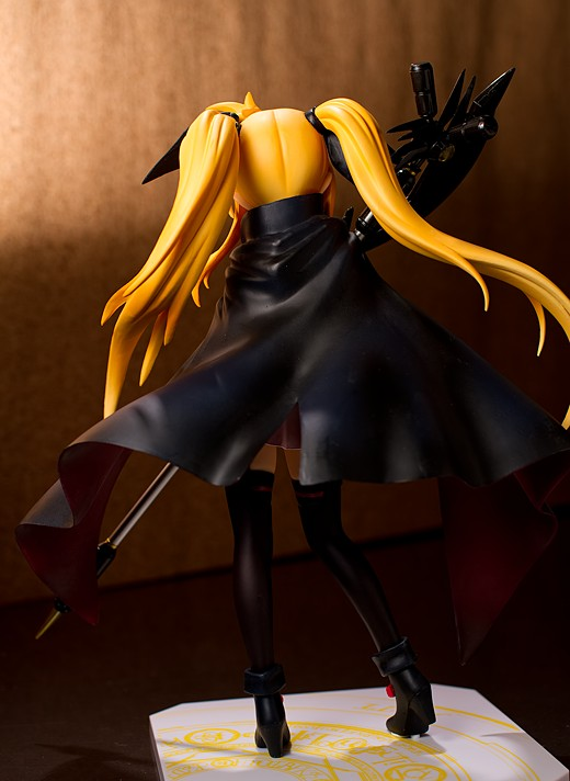 Banpresto Fate Testarossa from Magical Girl Lyrical Nanoha Figure Review