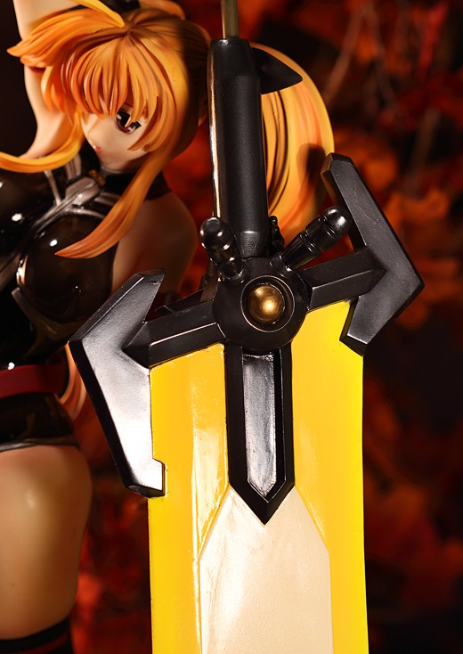 Cobra Kai Fate T. Harlaown from Magical Girl Lyrical Nanoha StrikerS Review