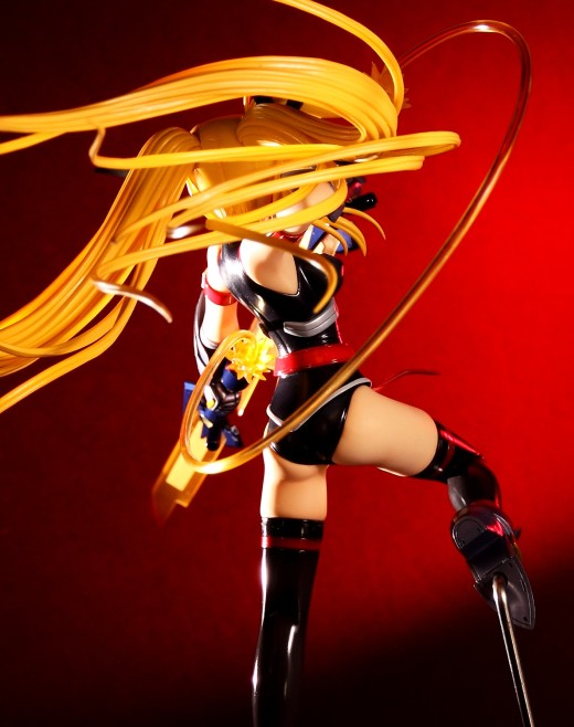 Alter Fate T. Harlaown from Magical Girl Lyrical Nanoha StrikerS Review