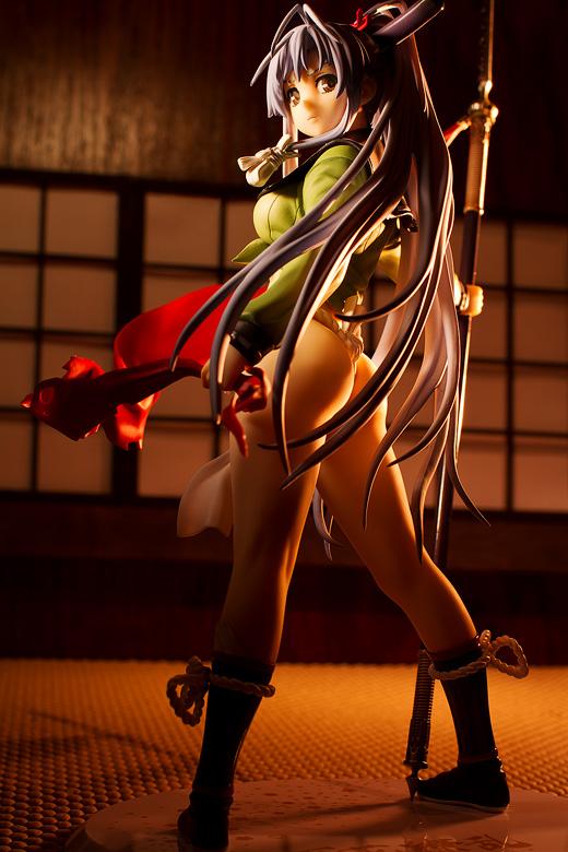 Gotou Matabei from Hyakka Ryouran Samurai Girls