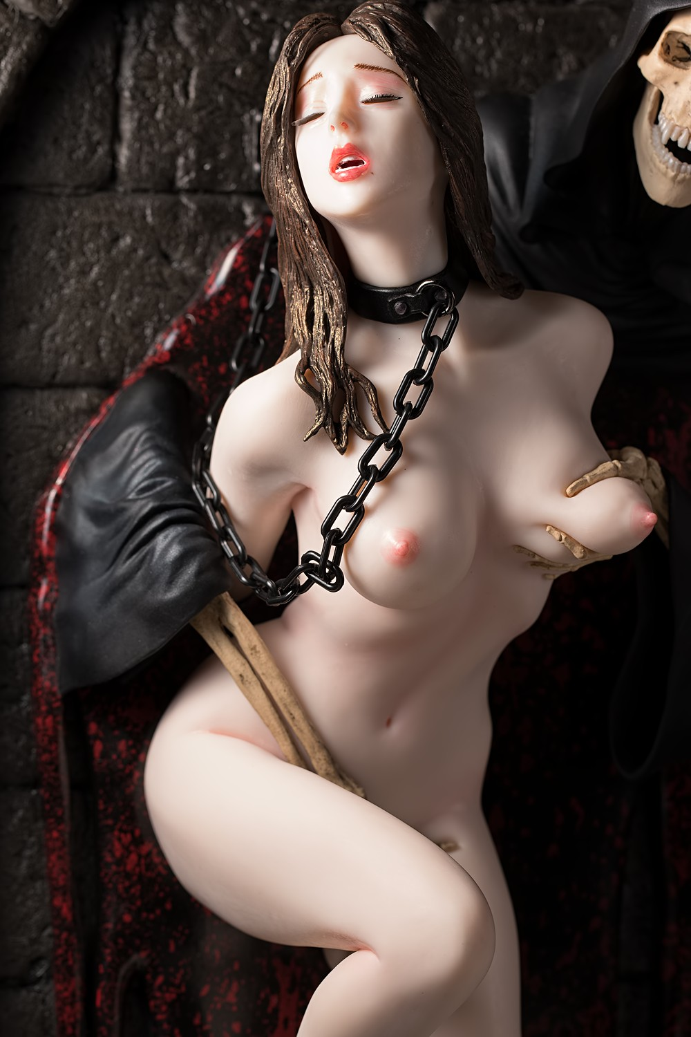 Hell Seducer From The Shungo Yazawa Original Figure Series Nsfw Tentacle  Armada | Joss Picture Cam