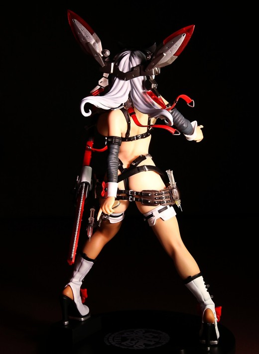 Hyper Nurse Victory Yuno from Keumaya Figure Review