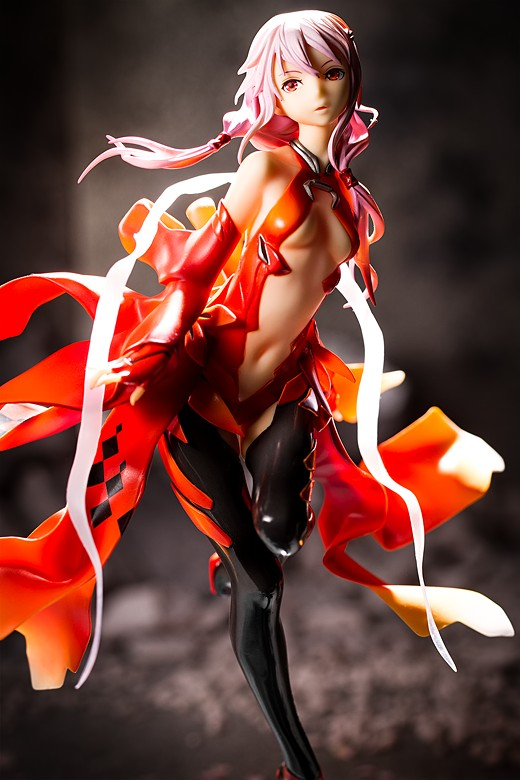 Inori Yuzuriha figure by Good Smile Company