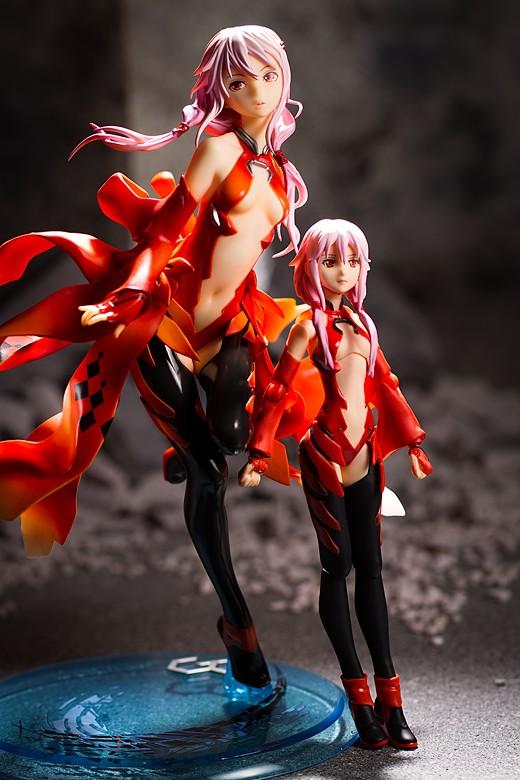Inori figure and Figma