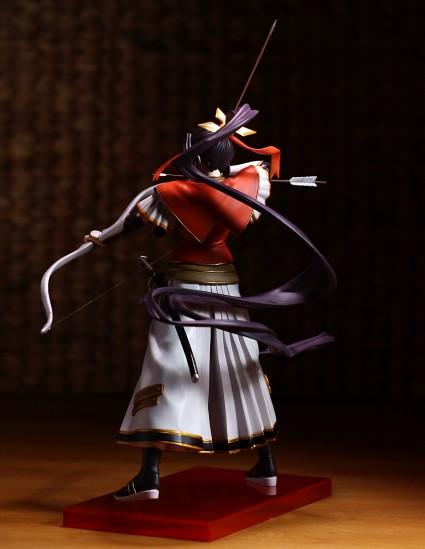 Kotobukiya Isoroku Yamamoto from Sengoku Rance Review