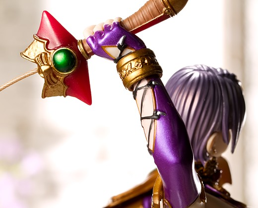 Ivy Valentine from Soul Calibur Figure Review
