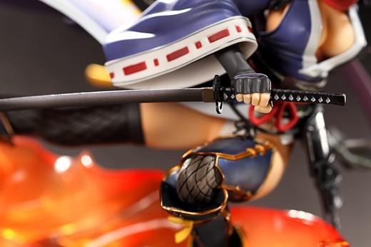Junko Hattori from Ichiban Ushiro no Daimaou Figure Review