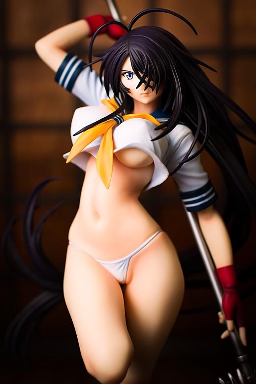 Kanu Unchou in her panties