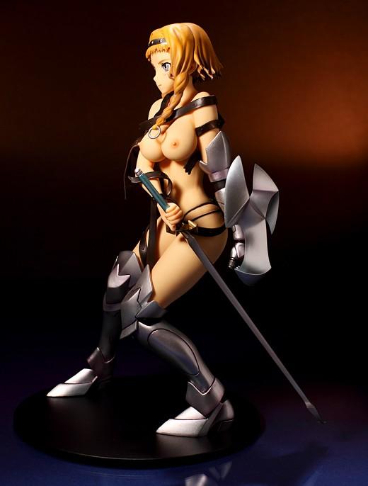 Daiki Kougyou Reina from Queen's Blade Figure Review