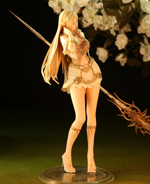 Orchid Seed Elf from Lineage II Figure Review