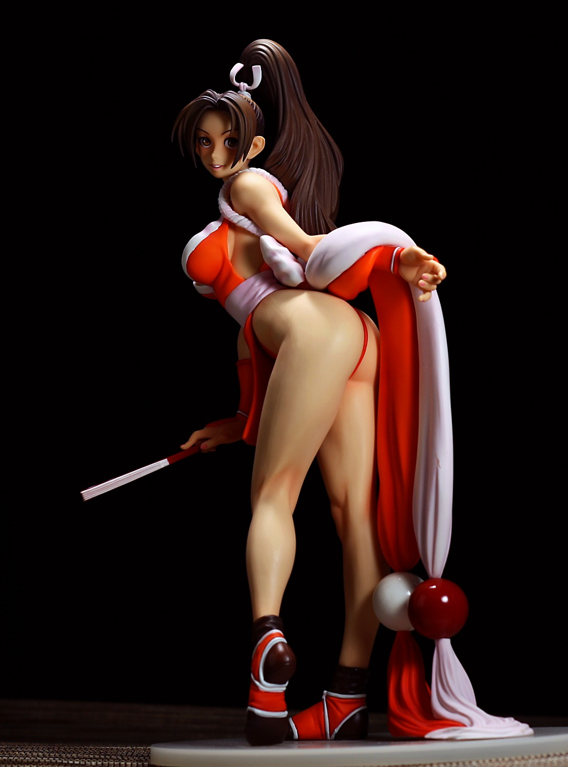 Max Factory Mai Shiranui from King of Fighters Review