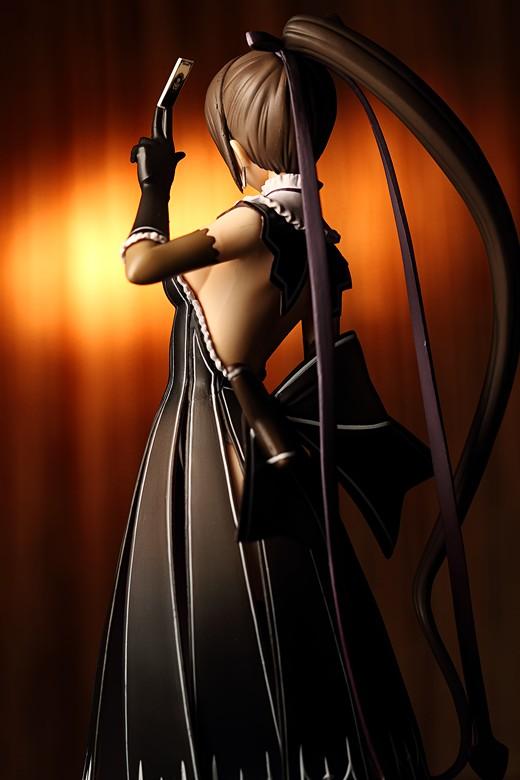 Kotobukiya Maxima from Shining Hearts Figure Review