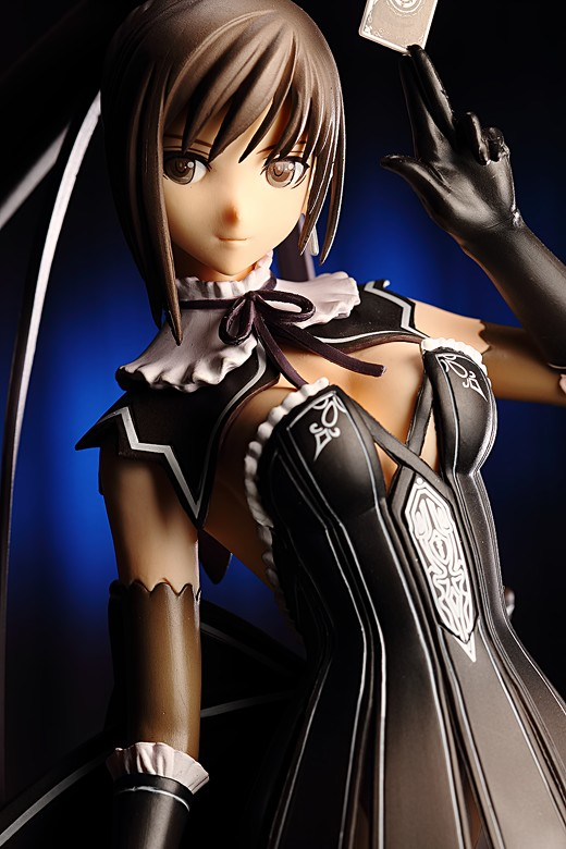 Kotobukiya Maxima from Shining Hearts Figure Review