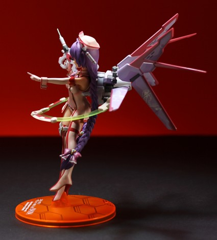 Orchid Seed Mecha Nurse Girl Nana from Megami Magazine Creators Review