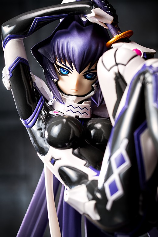Meiya Mitsurugi from Muv-Luv Alternative