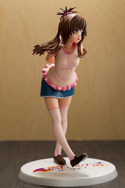 Mikan Yuuki figure