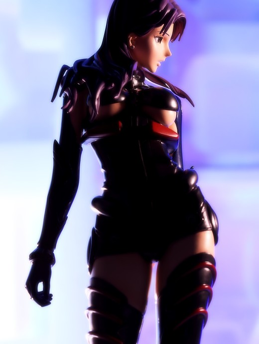 E2046 ORI Misato Katsuragi from Neon Genesis Evangelion Review