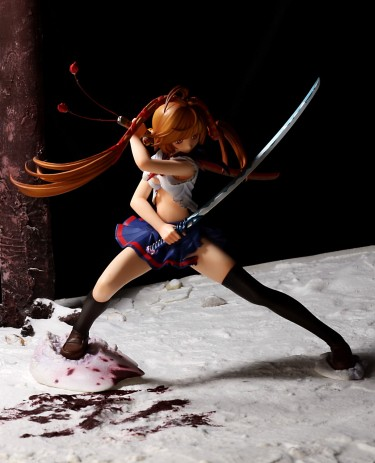 Good Smile Company Mishiro Akatsuki from Shuraki Review