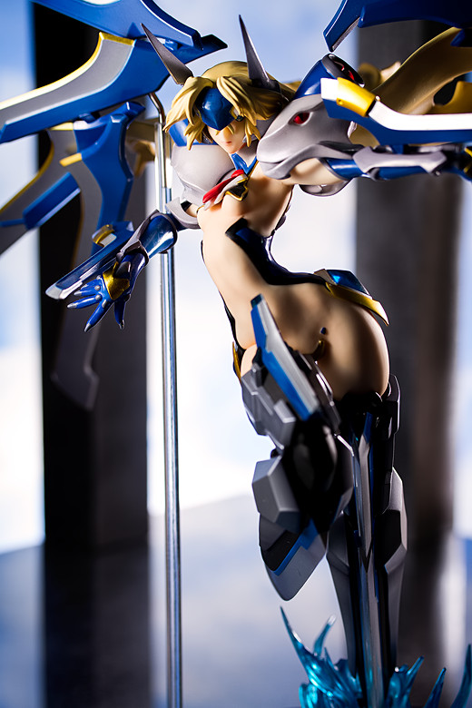 Mu-12 from BlazBlue