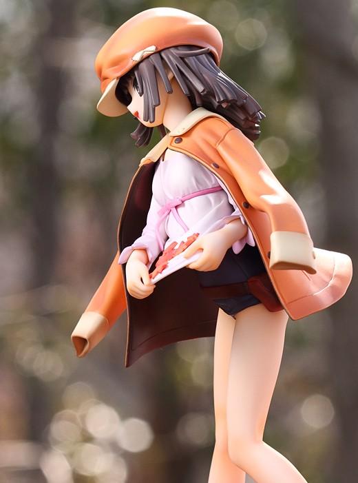 Good Smile Company Nadeko Sengoku from Bakemonogatari Figure Review