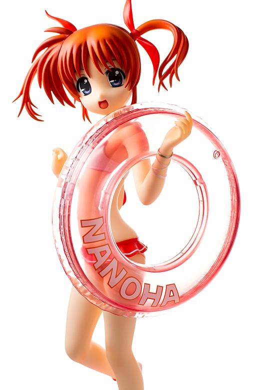 Nanoha Takamachi Figure Review