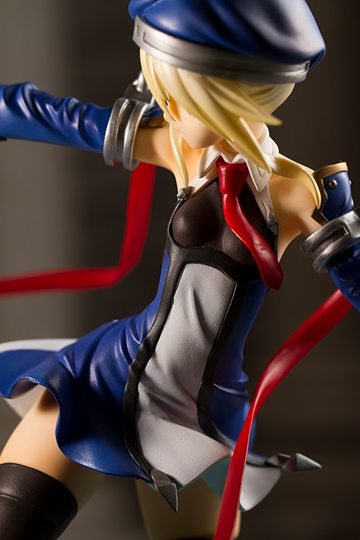 Noel Vermillion from BlazBlue Figure Review