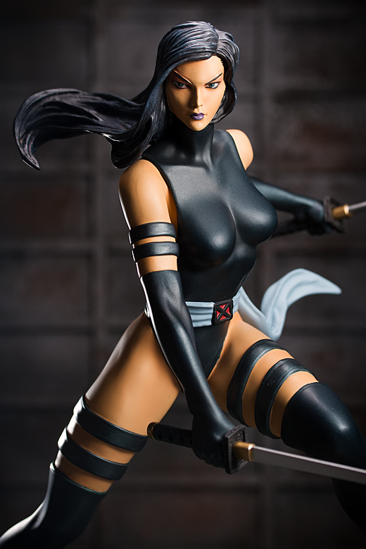 Psylocke from the Uncanny X-Force