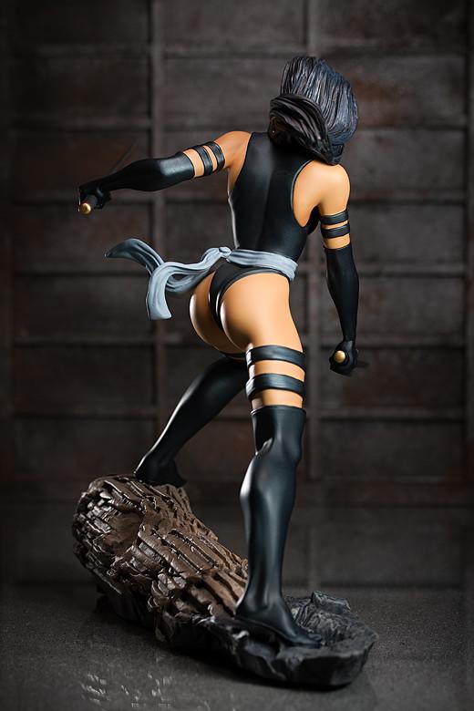 Psylocke Figure Review