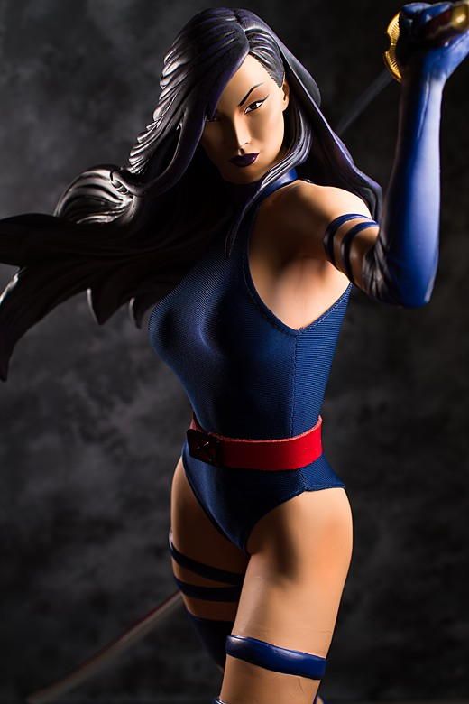Psylocke Premium Format Figure Review