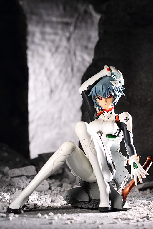 Volks Rei Ayanami Figure Review