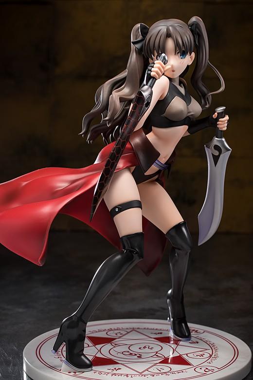 Rin Tohsaka figure
