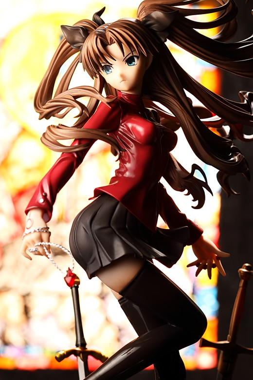 Good Smile Company Rin Tohsaka from Fate/stay night Figure Review