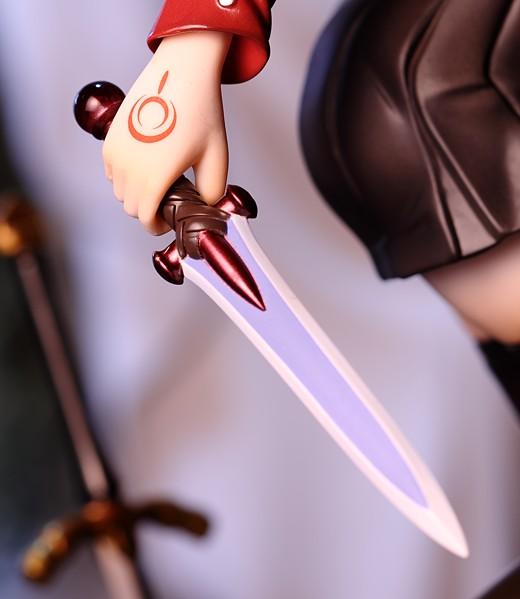 Rin's knife