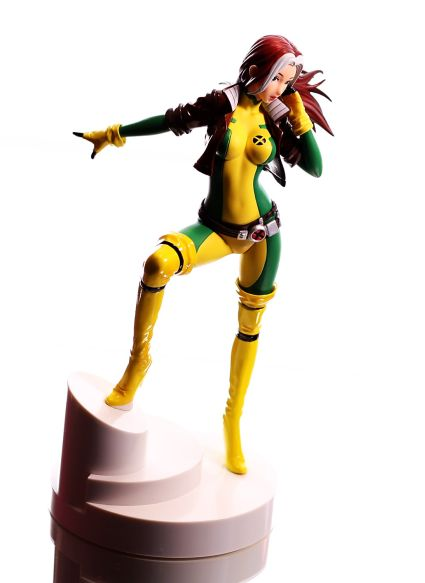 Kotobukiya Marvel Bishoujo Rogue from the Uncanny X-Men Figure Review