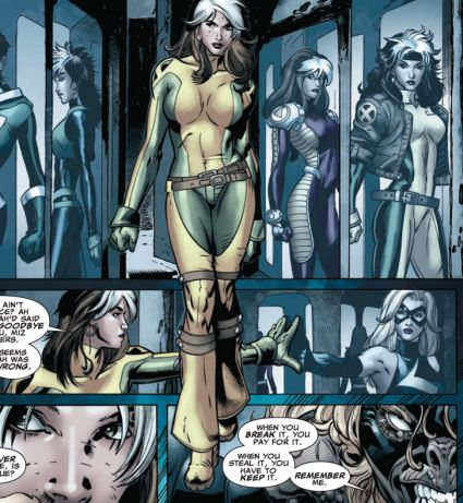 X-Men Legacy #224 page 8 preview
